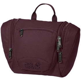 Jack Wolfskin Caddie Washbag Damen port wine
